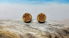 Check out Sea Turtle Studs ~ 5th Anniversary Gift For Female Activist ~ Eco Friendly Jewelry For A Cause ~ Water Is Life, Sacred Totem Tribal Earrings on blueworldtreasures