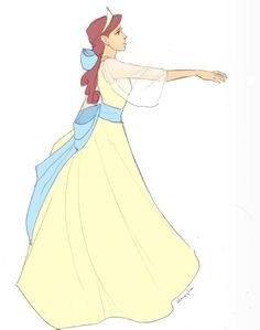 once upon a December by burdge-bug.deviantart.com on @deviantART Not a Disney princess, but putting her here anyway