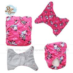 for babies 3 to 6 months Infant Size 5-9 kg Real Nappies Reusable Cloth Nappy Sample Pack