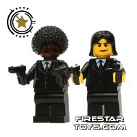 Pulp fiction. Wonder if John T knows he has a Lego? Lol