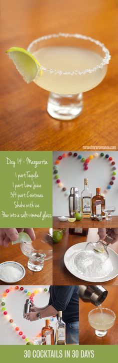 30 Cocktails in 30 Days – Day 14: the Margarita