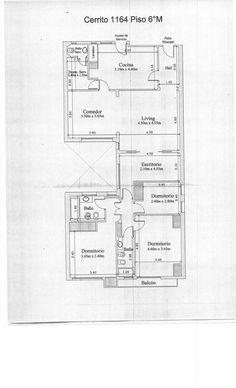 Semipiso en Venta en Recoleta – Cerrito 1100 – Miranda Bosch - Real Estate &…