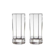 50c39b665f46 Buy Versace Home Medusa Lumiere Long Drink Glasses - Set of 2