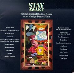 Stay Awake: Various Interpretations of Music from Vintage Disney Films -- Super cool and unexpected renditions of Disney favorites. You need to check this out if you're a fan. By Celebrate contributor kimmilai. http://www.squidoo.com/stay-awake-various-interpretations-of-music-from-vintage-disney-films
