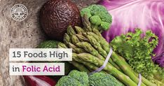 Everybody knows that folic acid is an essential nutrient for health. Here is a list of foods with folic acid. Add these to your diet for a nutritious snack. Nutrition Food List, Health And Nutrition, Health And Wellness, Healthy Tips, Healthy Habits, Healthy Food, Folic Acid Foods, Best Vitamin C, Vegan Vitamins
