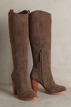 I wish I didn't have such expensive taste...Joie Dagny Boots #anthropologie