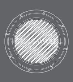 Vector Speaker cover