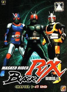 Kamen Rider Black RX is a direct sequel to Kamen Rider Black that gave the show a lighter theme while still retaining dark elements. This series had the main hero be able to change into two wildly different forms. This show was later used to create Saban's Masked Rider tv show as a spin-off of Power Rangers. (Asianserieslist, 2009)