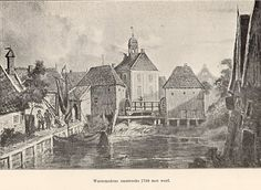 Ancient Almelo (Netherlands)