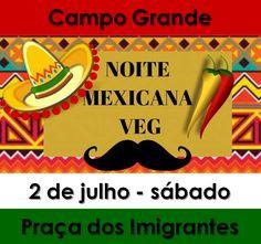 www.facebook.com/events/253787814995760    #veganismo  #veganismoBrasil   #eventovegano  #comidavegana #alimentacaovegana #culinariavegana #gastronomiavegana #aplv  #lactose #produtovegano #eventoveganocampogrande #campogrande #jantarvegano #noitevegana #noitemexicanaveg