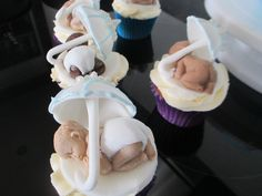 Baby shower cup cakes. Cup Cakes, Baby Shower, Desserts, Food, Babyshower, Tailgate Desserts, Deserts, Cupcakes, Essen