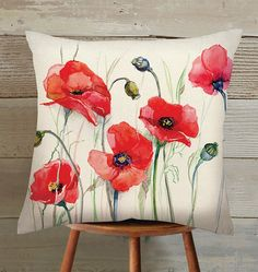 Suede Pillow Cover by hellominky on Etsy, $37.00