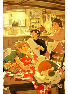 Natsume Yuujinchou, Memories, Anime, Fictional Characters, Beautiful, Fantasy Characters