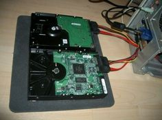 How to Recover Data Even When Hard Drive is Damaged