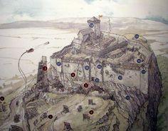 castle siege reconstruction - Google Search