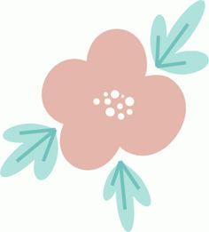 Silhouette Online Store - View Design #41917: flower