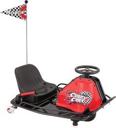Le Crazy Cart de Razor est un fun-bike spécialisé dans le drift