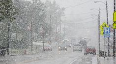 Snow whitens Cut Bank, Mont., on Wednesday, Sept. 10, 2014. The AccuWeather fan who snapped this pho... - Provided by AccuWeather