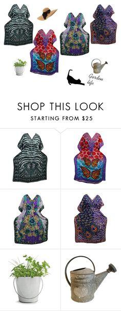 LADIES KIMONO KAFTAN DRESS by lavanyas-trendzs on Polyvore featuring Eugenia Kim and Potting Shed Creations  http://www.polyvore.com/cgi/set?id=216725671  #kaftans #women #fashion #coverup #loungewear #maxidress