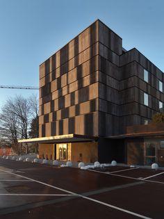 MAKE ARCHITECTS - Grosvenor Waterside | facade | Pinterest ...