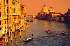 Venice: A City over the Water