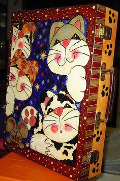maletin de pinturas para ros