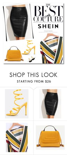 """""""SheIn 5/II"""" by amina-haskic ❤ liked on Polyvore featuring shein"""