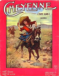 Cheyenne (Shy Ann) song cover http://www.gangsofboomtown.com/7-real-life-cowgirls-who-kicked-ass/ #cowgirl