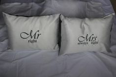Pillows from Goggas Embroidery - We can create your dream pillow, join us on fb Goggas embroidery - Elaine Scholtz