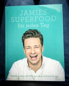 Hallo Berlin I'm so Happy to be back !!:);) just got my hands on the first edition translated by jamieoliver