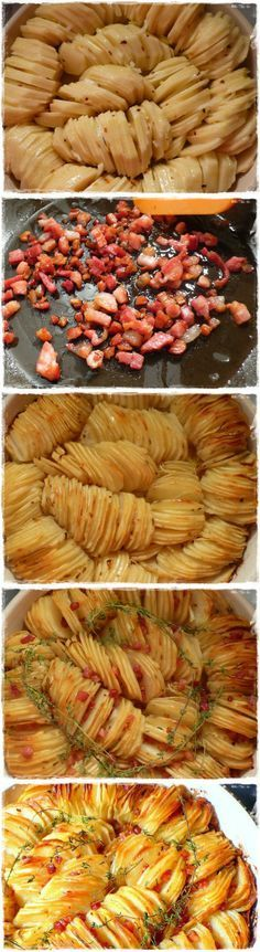DIY Delicious Crispy Potato Roast