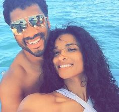 We are here for all things Russell Wilson and Ciara and it seems like this celebrity couple is having the best week ever. On sunday Russell led his team the Seattle Seahawks to a nail-biting victor...
