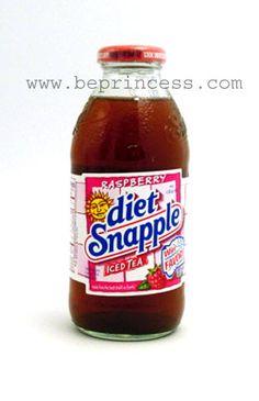 Snapple Iced Tea 12 oz Cans  Ice Teas amp; Lemonades