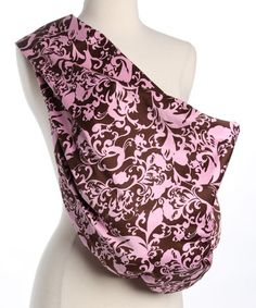 Take a look at this Pink Couture Classic Sling by The Peanut Shell on #zulily today! $19.99, regular 39.00 Sale ends in 1 days, 6 hours. In otherwords, sale ends on Friday, June 7th in the evening.