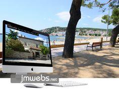 Ofrecemos nuestros servicios de Diseño de páginas Web en S'Agaró. Para más información www.grupocatialia.com