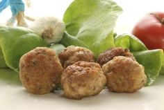 #SchoolYourChicken Recipes - Asian Chicken Meatballs » Chicken.ca