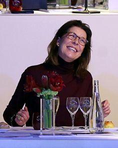 Carolina de Mónaco disfruta de la hípica en París a punto de ser abuela por segunda vez. Diciembre 2013