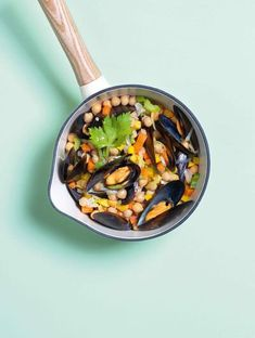 Chic Peas, Conchas De Mar, Dinners, Kochen, Food Recipes