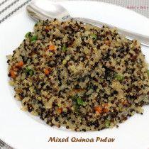 Mixed Quinoa Pulav