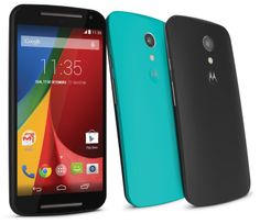 "Motorola Moto G Preto Colors Desbloqueado Tim Dual Chip, Android 4.4, Quad Core Tela 5"" Câm 8Mp, 8Gb"