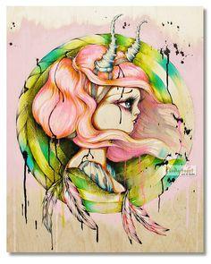 PinkyToast - Amazing artist.