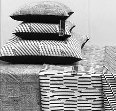 American Modern, Weaving Textiles, Canopy, Monochrome, Cushions, Photo And Video, Layering, Fabric, Videos