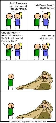 cyanide and happiness .... star wars
