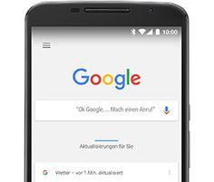 Sehen Sie sich die umfassende Liste von Google-Produkten für Arbeit und Freizeit an, die Ihnen unter anderem dabei helfen, gut organisiert zu sein, Antworten zu erhalten, in Kontakt zu bleiben und Ihr Geschäft auszuweiten.
