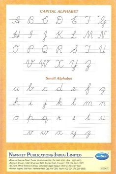 9 Amazing Capital Cursive Writing images | Cursive handwriting