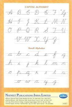 9 Best Capital Cursive Writing Images In 2017 Cursive Handwriting