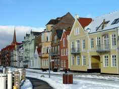 sonderborg denmark Places Ive Been, Places To Go, Kingdom Of Denmark, Overseas Travel, Beautiful Places, Beautiful Scenery, Homeland, Scandinavian, Mansions