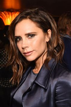 Victoria Beckham Hair; Bob & Extensions | Glamour UK