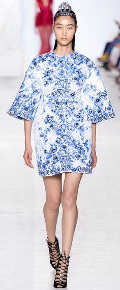 Giambattista Valli - Haute Couture - Fall 2013