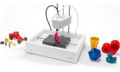 New Matter Mod-T 3D Printer Review: A Good Intro to 3D Printing #ULTIMAKER #3DPRINT #3DPRINTER #3DPRINTING